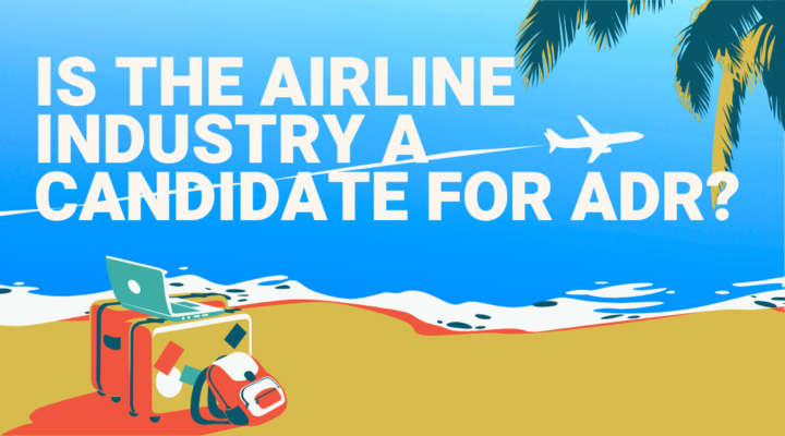 Featured image for Airline ADR blog post