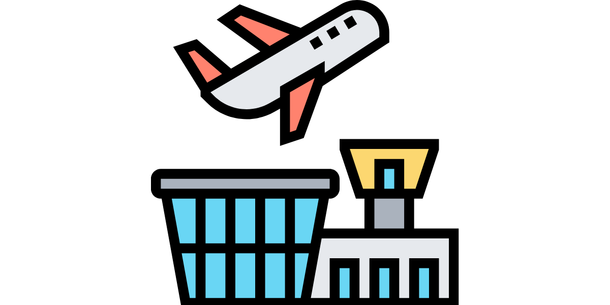 ADR in airline industry blog post visual